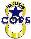 COPS 8 LOGO SMALL